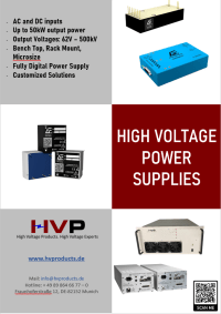 High Voltage PSU - Germany