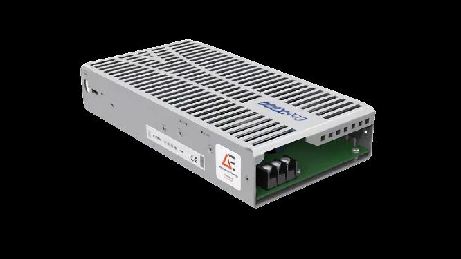 CoolX600 Series, Fanless 600 W, Intelligent, Modular Platform
