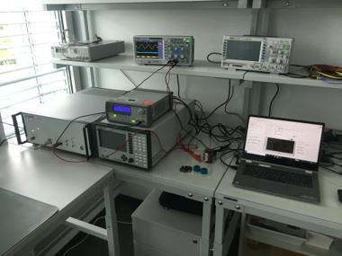 HVP's laboratory - Germany