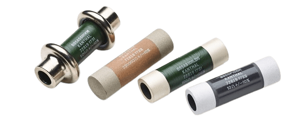 HV Ceramic Non-Inductive Resistors supplies in Germany