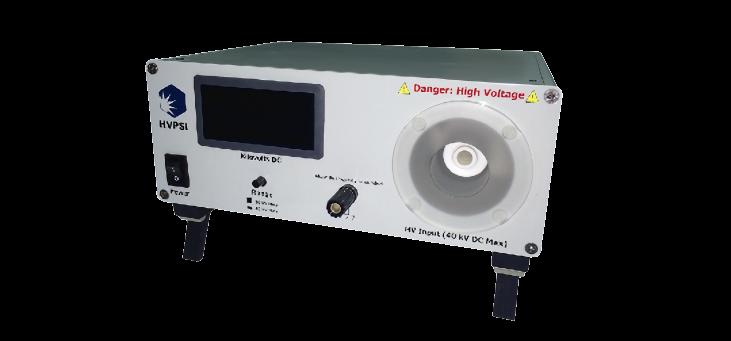 Digital HV Meter